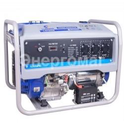 Миниэлектростанция GEWILSON LD7500E мощность 6 кВт