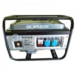 Бензогенератор GEWILSON GE-2900 мощность 2 кВт