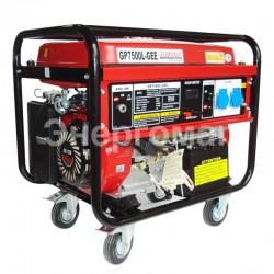 Бензиновый генератор электростанции