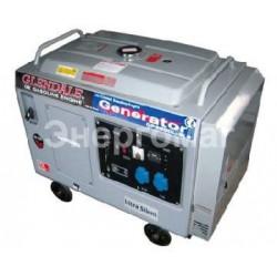 Бензогенератор GLENDALE GP5500L-SLE/1,мощность 5 кВт