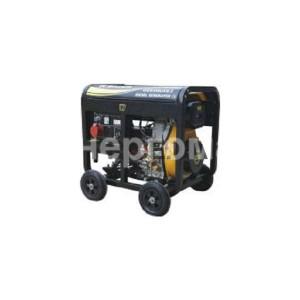 Дизельный генератор GEWILSON GE6500CX мощность 5 кВт