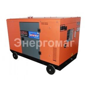Дизель генератор Glendale DP15000SLE,12 кВт