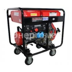 Дизельный генератор GLENDALE DP6500-CLX/1 мощность 5 кВт