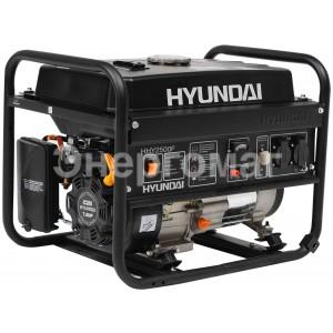 Бензогенератор HYUNDAI HHY 2200F мощность 2 кВт