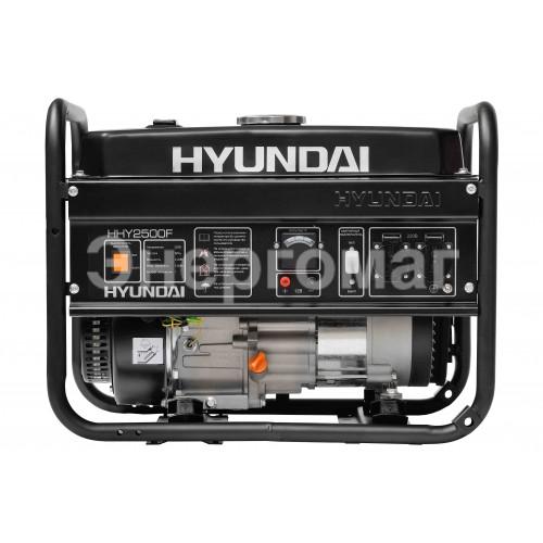 бензогенератор hyundai hhy 2200 f