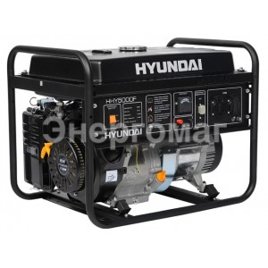 Бензиновый генератор HYUNDAI HHY 5000F (Хундай)
