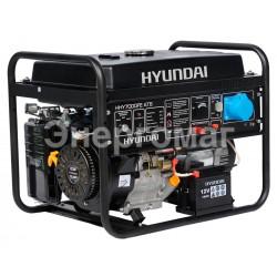 Бензогенератор HYUNDAI HHY 7000FE ATS, 5 квт,автозапуск
