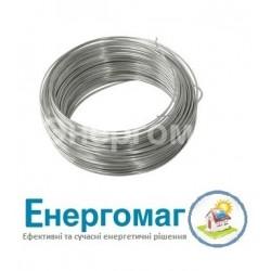 Алюминиевая катанка для молниезащиты, диаметр 8 мм