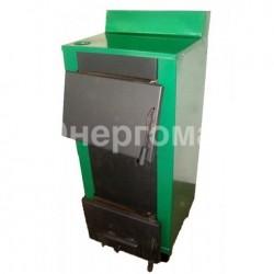 Котел дровяной на два контура Огонек КОТВ-20В, 20 кВт для отопления и горячей воды