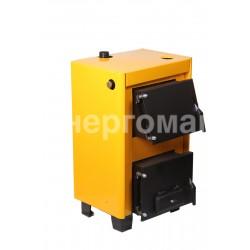 Котлы дровяные Огонек КОТВ-16Д кВт для дома до 160 кв.м