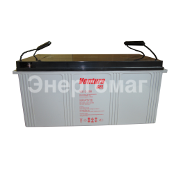 Гелиевый аккумулятор  Ventura VG 12-200 большой емкости