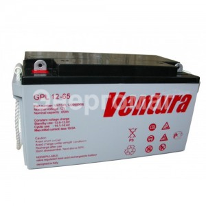 Аккумулятор  Ventura GPL 12-65 Ачас свинцово-кислотный