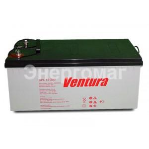 Аккумуляторная батарея  Ventura GPL 12-200 большой емкости