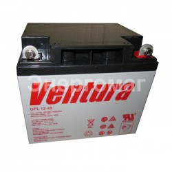 Аккумуляторная батарея для ИБП  Ventura GPL 12-45