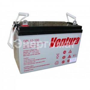 Аккумуляторы  для ИБП Ventura GPL 12-100